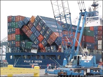 Their Stowage Handling and Movement, Cargo Containers
